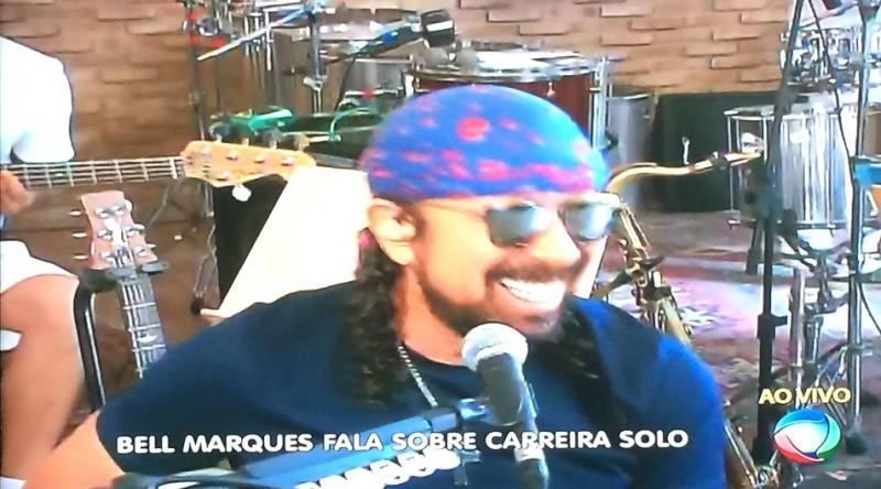 Bell Marques revela qual será a música do carnaval