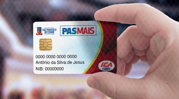 Prefeitura vai lançar o cartão PAS Mais exclusivamente para compras no comércio local