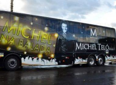 Três mortos em um acidente com ônibus de Michel Teló