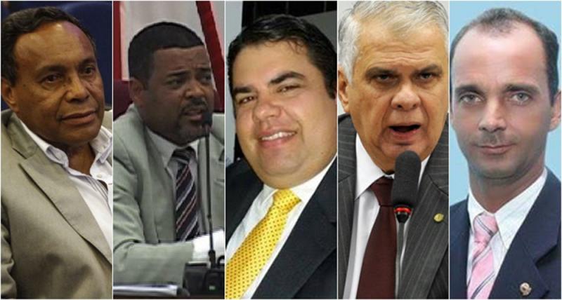 BOMBA! Investigação sobre suposto esquema de corrupção cita José Carlos Araújo