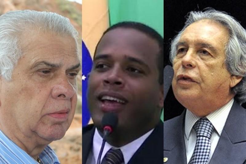 Presidente da Câmara de Mangabeira revela reunião com Araújo e rebate Otto