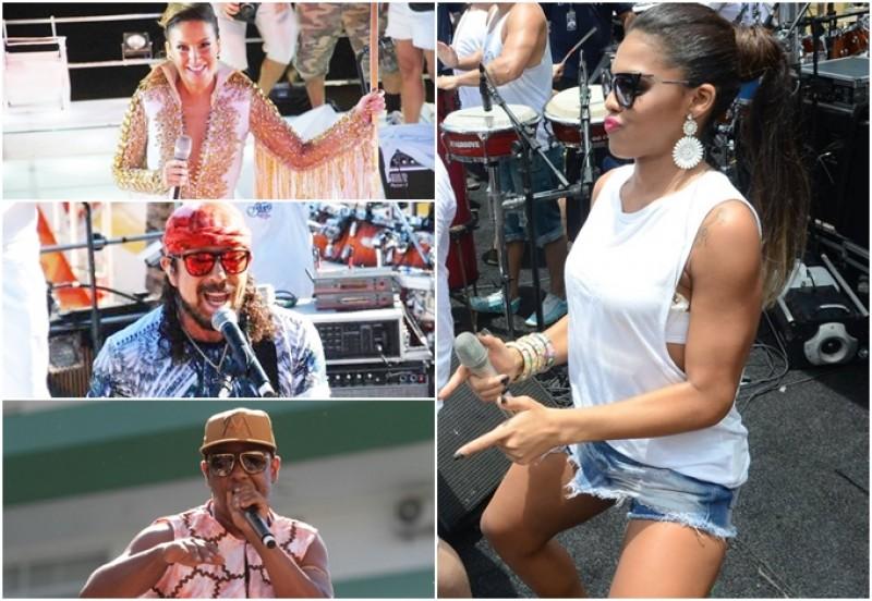 Vingadora supera Claudia, Bell e Psirico em publicidade nas TVs no Carnaval