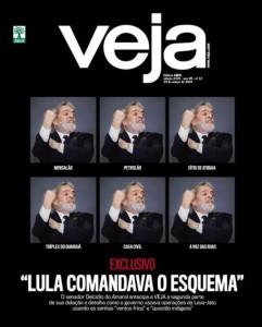 Lula comandava petrolão, diz Delcídio à Veja