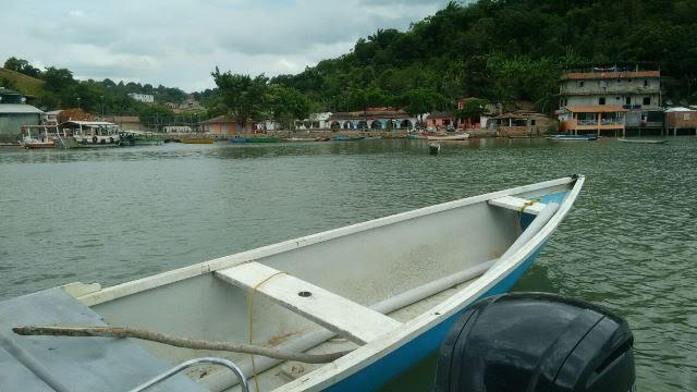 Embarcação é furtada na Ilha de Maria Guarda