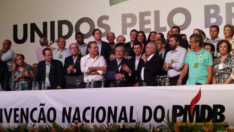 PMDB não quer mais cargos no governo de Dilma e decidirá rompimento em 30 dias