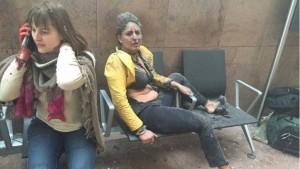 Explosão no aeroporto de Bruxelas deixa mortos e feridos