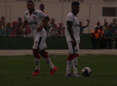 Vitória vence Náutico-RR, mas não elimina jogo de volta pela Copa do Brasil