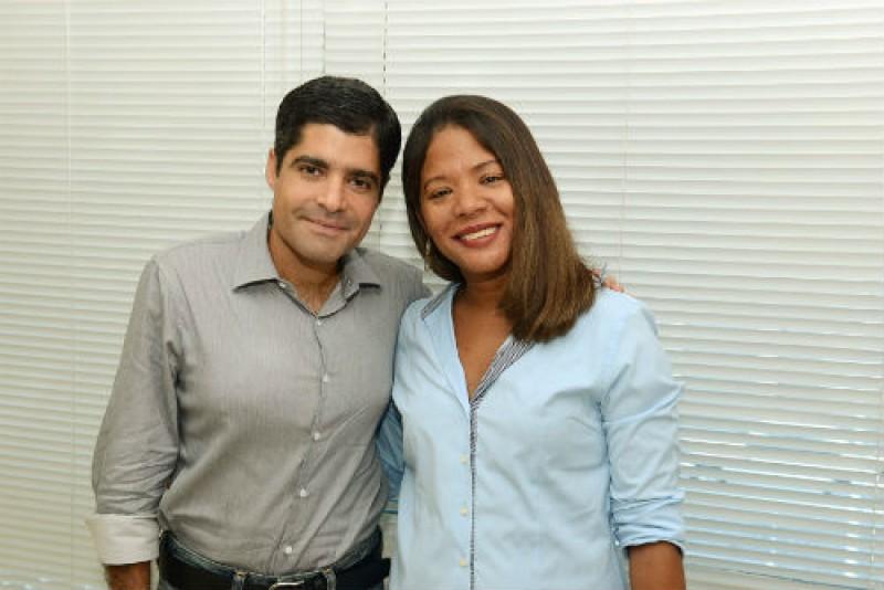 Com apoio de Neto, Ralisson Valentim entra na disputa em São Francisco do Conde