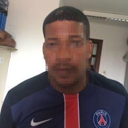 Líder do tráfico na San Martins é preso com drogas