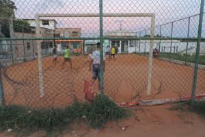 Moradores do Alto do Cruzeiro solicitam ao Prefeito ACM Neto reforma da Praça do Cruzeiro