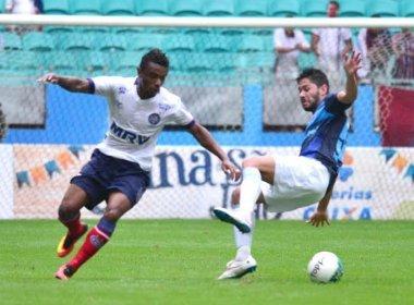 Bahia perde para o Londrina na Arena Fonte Nova