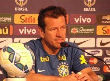 Dunga não é mais o técnico da Seleção Brasileira