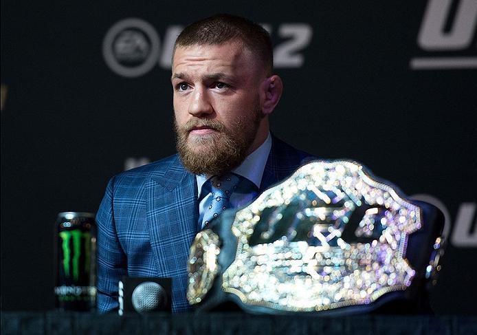 McGregor é o primeiro lutador de MM na lista de atletas mais bem pagos da Forbes