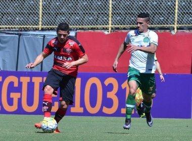 Vitória perde no Barradão para o Chapecoense