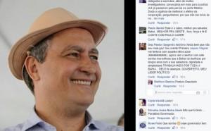 Isidório elogia sorriso de Rui Costa e dispara ainda bem que não sou mais gay