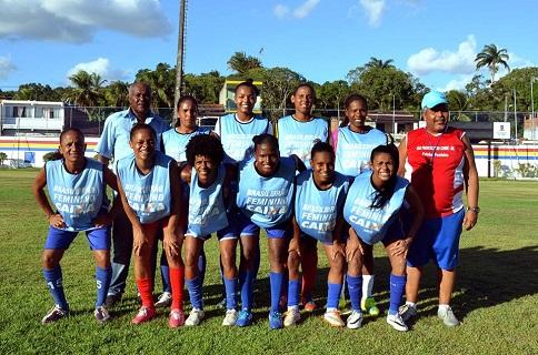 São Francisco do Conde é o único representante baiano na Copa do Brasil de Futebol Feminino 2016