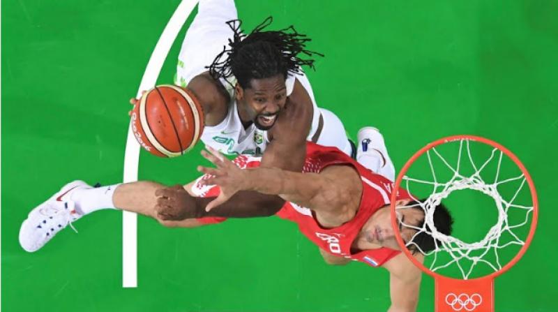 Brasil perde para a Croácia no basquete masculino na Rio 2016