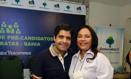 DEM realizará convenção em Candeias nesta sexta (05)