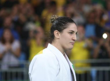 Mayra Aguiar conquista bronze e leva mais uma medalha para o judô brasileiro