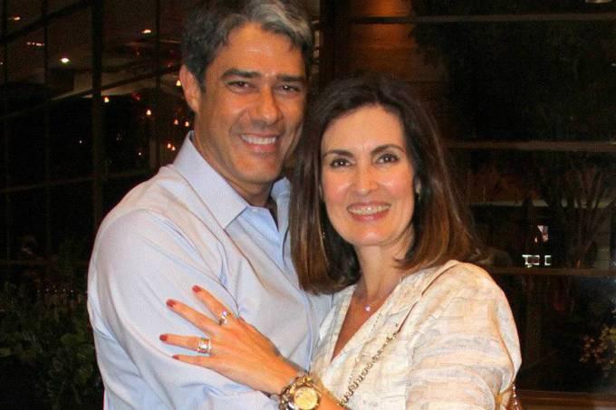 William Bonner e Fátima Bernardes se separam