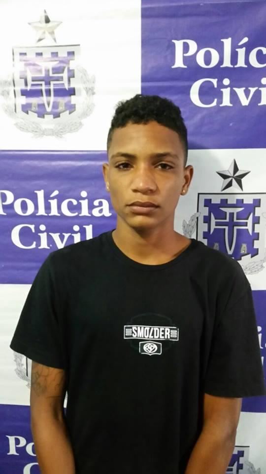 Homicida é preso no bairro do Sarandy em Candeias