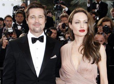 Angelina Jolie se separa de Brad Pitt após 12 anos de união