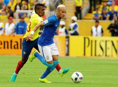 Brasil vence Equador