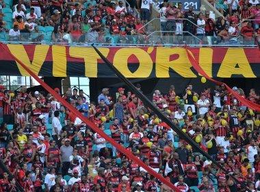 CBF atende pedido do Vitória e muda duelo contra Grêmio para a Arena Fonte Nova