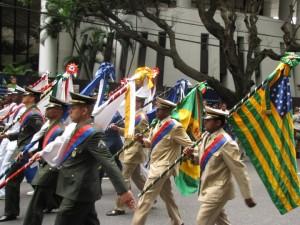 Confira a programação do desfile de 7 de setembro