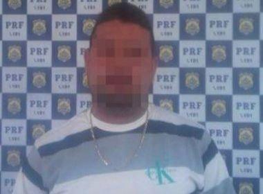 São Francisco do Conde: Acusado de liderar tráfico de drogas no município é preso em Feira