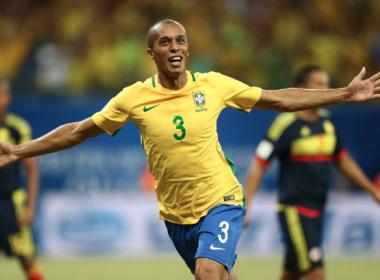 Brasil vence Colômbia