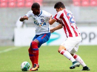 Pela Série B, Bahia e Náutico empatam sem gols na Arena de Pernambuco