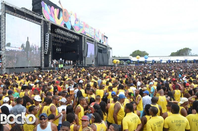 Salvador Fest terá transmissão ao vivo pela TV