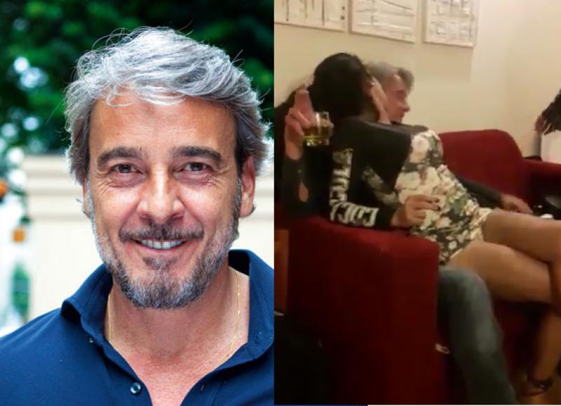 vídeo de ator da Globo fazendo sexo oral