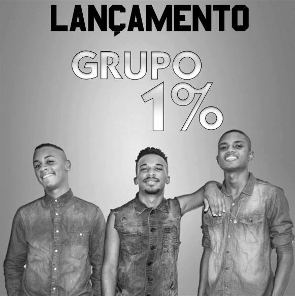 Candeias: Grupo 1% fará o lançamento da banda no próximo domingo (16)