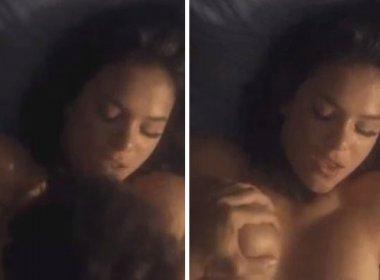 Cena de sexo com Bruna Marquezine impressiona e causa alvoroço na internet