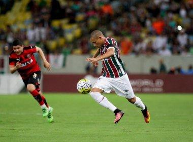 Vitória empata com Fluminense no Maracanã