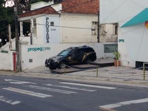Polícia Federal realiza operação em Salvador; Propeg, OAS e sede PT são alvos