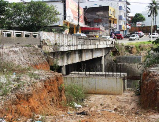 Ponte da Nova Brasília será interditada para instalação de vigas