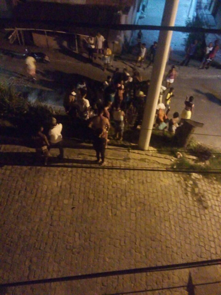 Jovem é assassinato a tiros no bairro do Santo Antonio