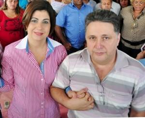 """Repetindo narrativa petista, Rosinha Garotinho diz que seu marido só foi preso por """"alimentar o povo pobre"""""""