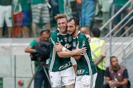 Palmeiras é campeão brasileiro 2016