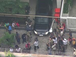 Ex-governador Sérgio Cabral é preso pela PF no Rio de Janeiro