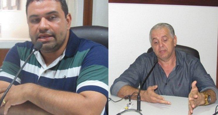 Fernando Calmon e Gil Soares