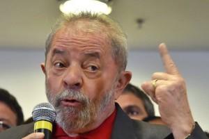 Lula ingressou com queixa-crime para tentar prender Moro