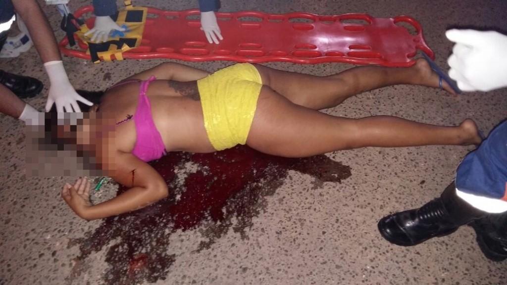 Mulher é assassinada com vários tiros após não pagar prêmio ao ganhador da rifa