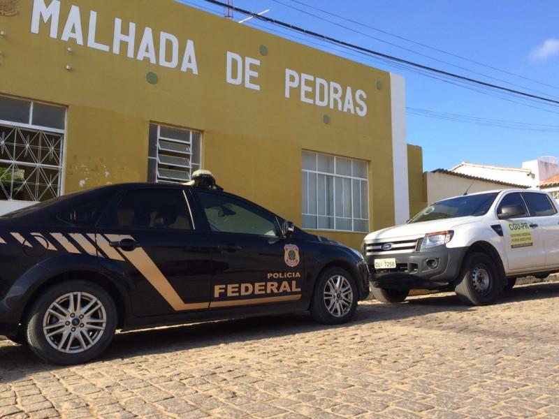 PF prende prefeito petista no interior da Bahia