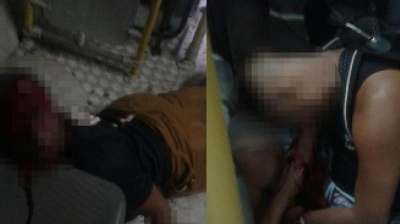 Suspeito de duplo homicídio em ônibus na BR-324 é detido
