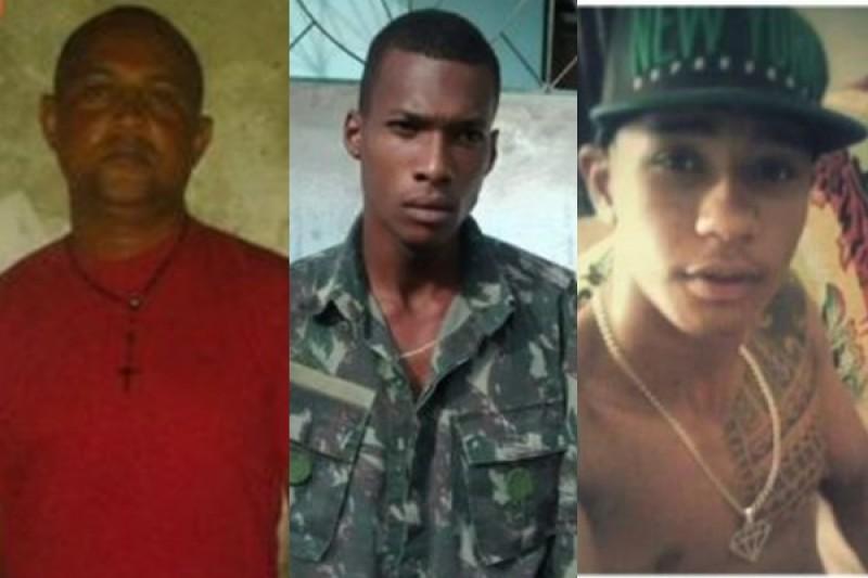 Triplo homicídio é registrado em Simões Filho no feriado de Finados