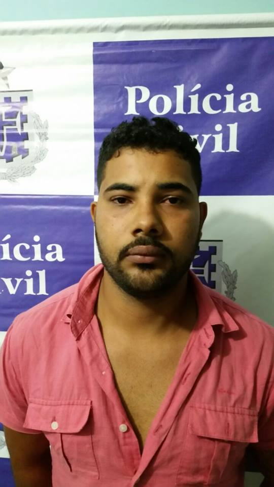 Candeias: suspeito de tráfico é preso no Sarandy